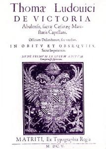 Victoria - Officium Defunctorum1